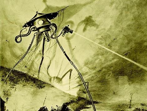 Nachdenken über Außerirdische Springerlink