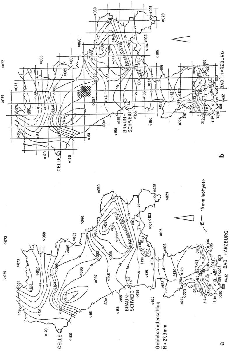 Aufbereitung und erste Auswertung der hydrologischen Beobachtungen ...