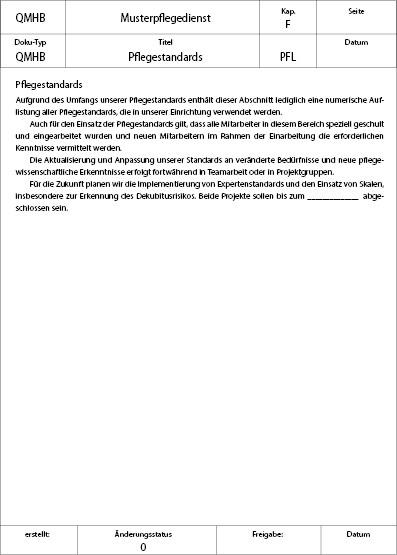 open image in new window - Pflegestandards Beispiele