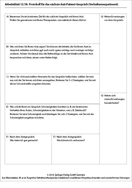 Exkurs-Modul: Kommunikation im Alltag und mit dem Arzt | SpringerLink