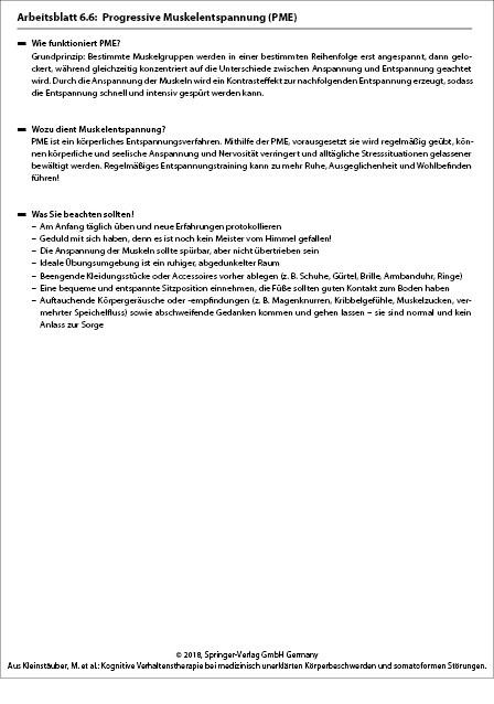 Modul 2: Stress und Stressbewältigung (Teil 1) | SpringerLink