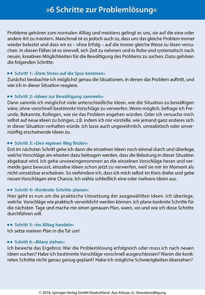 Übersicht und Trainingsmaterialien   SpringerLink