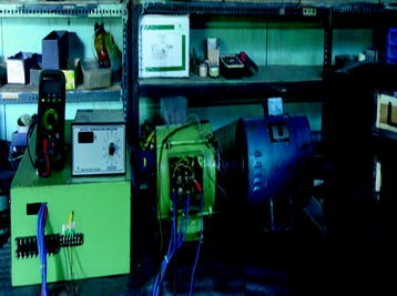 Thermal Analysis of Switched Reluctance Machine Under Steady State