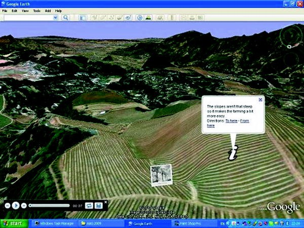 Geospatial Tools and Techniques for Vineyard Management in the ...