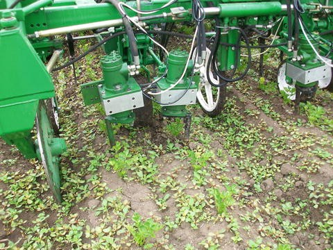 Field Applications of Automated Weed Control: Western Hemisphere ...