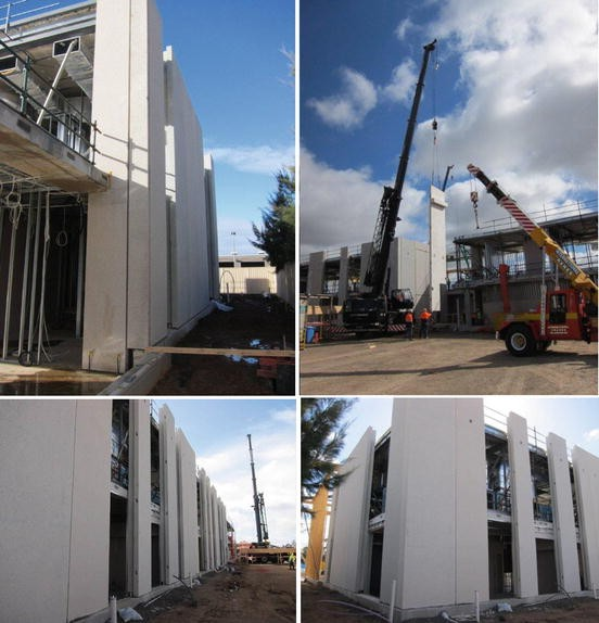 Demonstration Projects and Applications in Building and