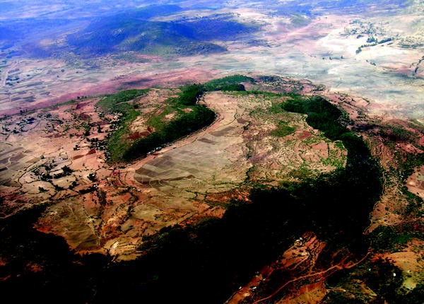 Geomorphology of the Archaeological Area of Aksum | SpringerLink