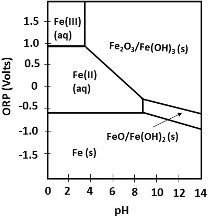 Effect of Iron on Phosphate Recovery from Sewage Sludge
