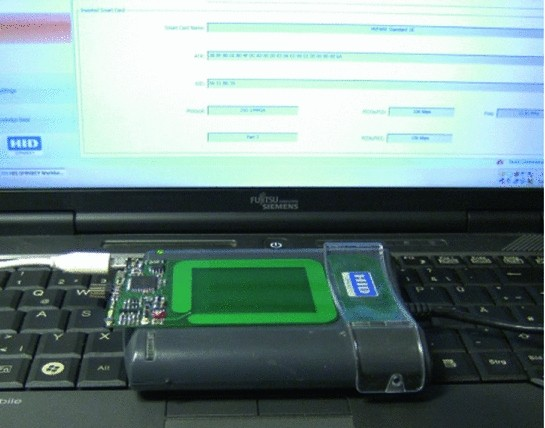 RFID/NFC Security | SpringerLink