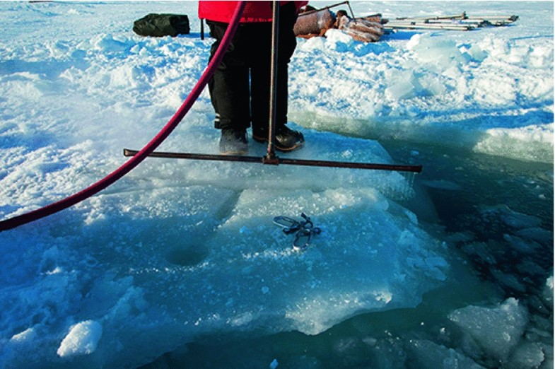 Hot-Water Ice Drills   SpringerLink