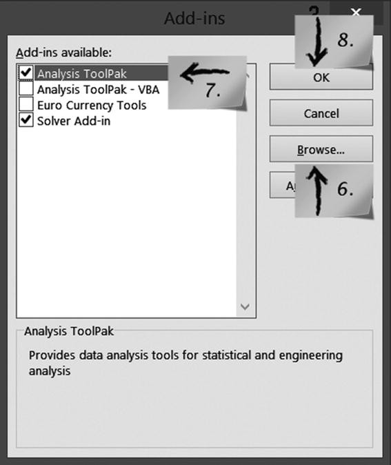 Workshop Excel Part II | SpringerLink