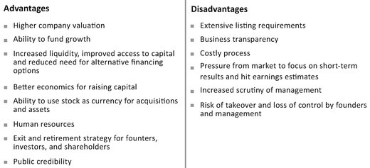 Public and Private Equity Markets | SpringerLink