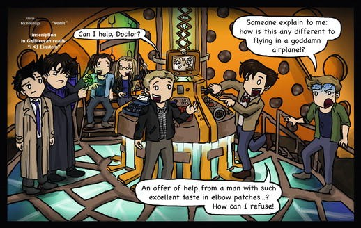 Doctor Who Fandom: Bigger on the Inside | SpringerLink