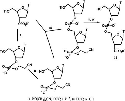 A Brief History of Oligonucleotide Synthesis | SpringerLink
