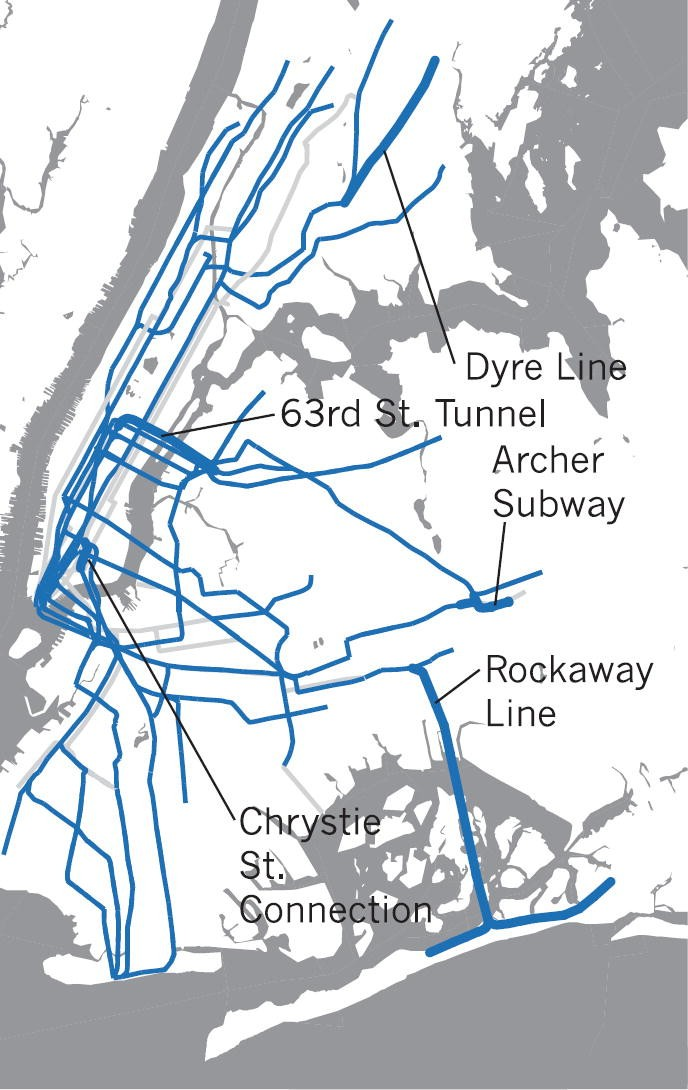 The 47 Transit Areas | SpringerLink