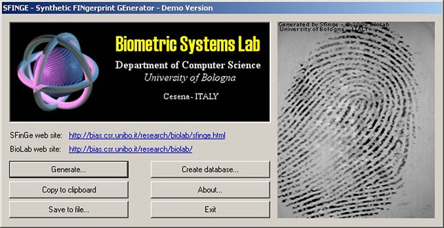 Biometric Sample Synthesis | SpringerLink
