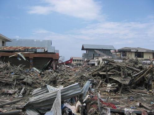 Tsunami Loads on Infrastructure, Figure 1