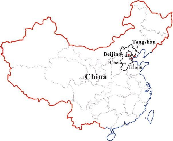 Tangshan, China (1976 Earthquake), Figure 1