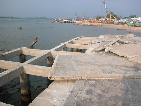 Tsunami Loads on Infrastructure, Figure 5
