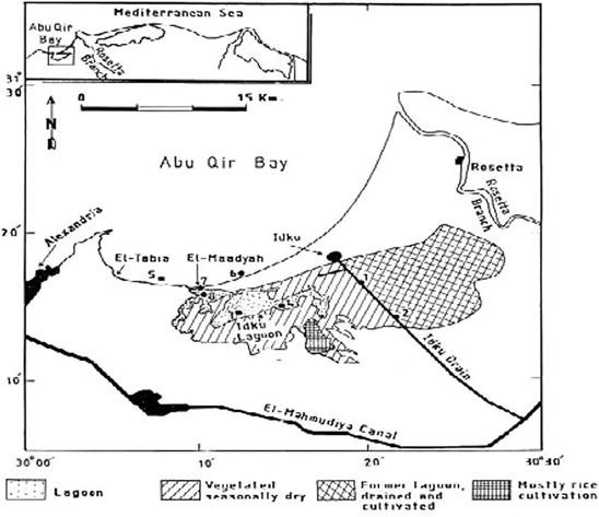 North Delta Lakes, Egypt   SpringerLink