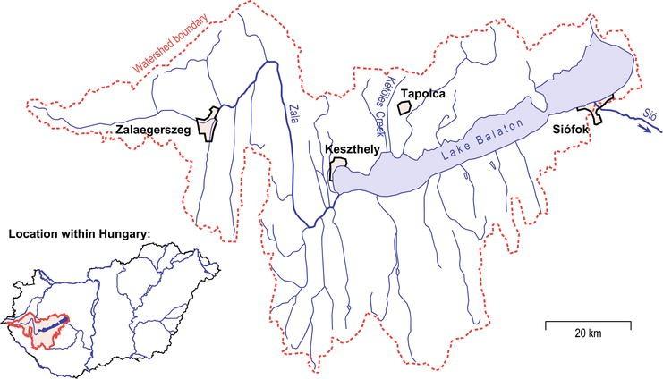 Balaton Lake In Hungary Springerlink