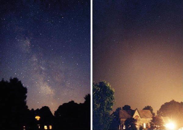 Light Pollution, Fig. 1