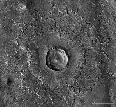 Double-Layer Ejecta, Fig. 1