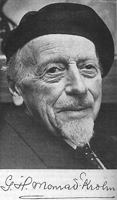 Monrad-Krohn, Georg H (1884–1964), Fig. 1
