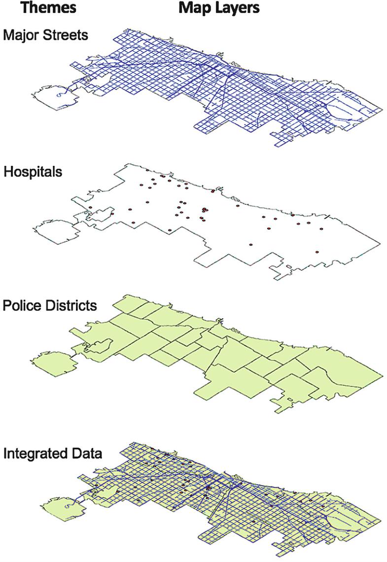 Spatial Data Integration, Fig. 1