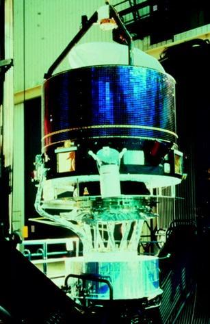 Giotto Spacecraft. Figure 1