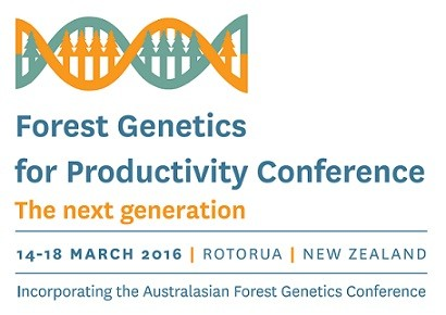 Forest Genetics conference logo