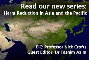Harm Reduction in Asia and the PAcific theme series widget