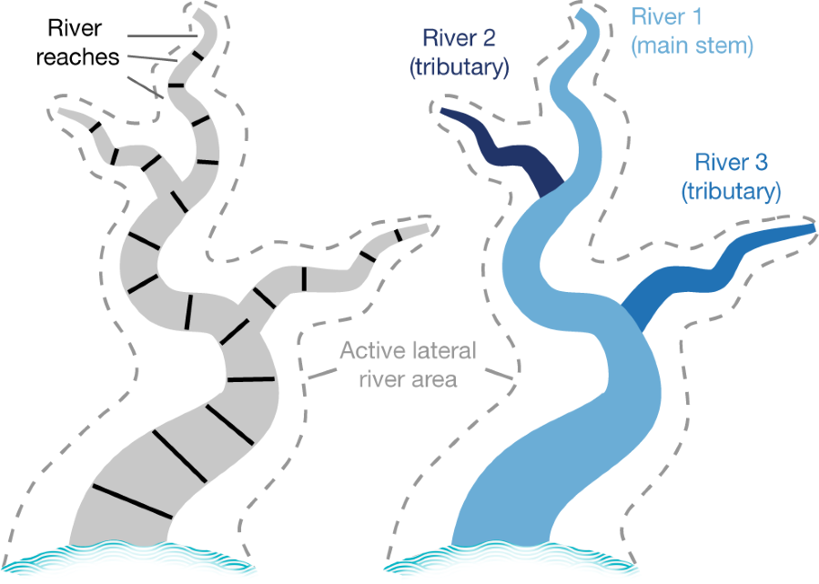 Mapping the world's free-flowing rivers | Nature