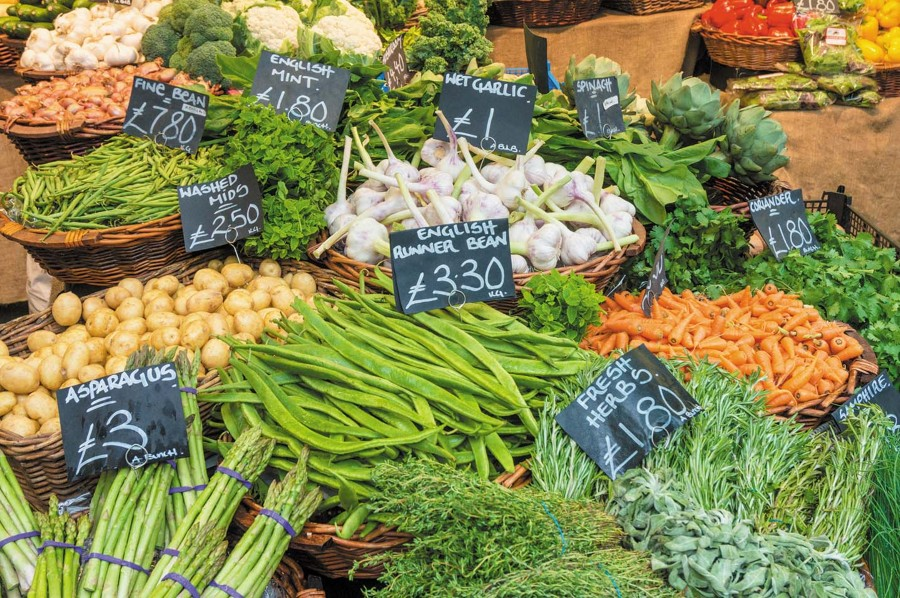 British vegetable consumption   Nature Sustainability