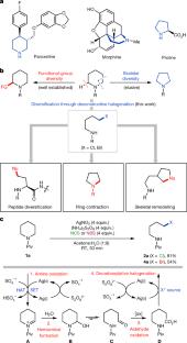 Halogenation reaction best options