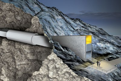 Norway Unveils Design Of Doomsday Seed Bank Nature