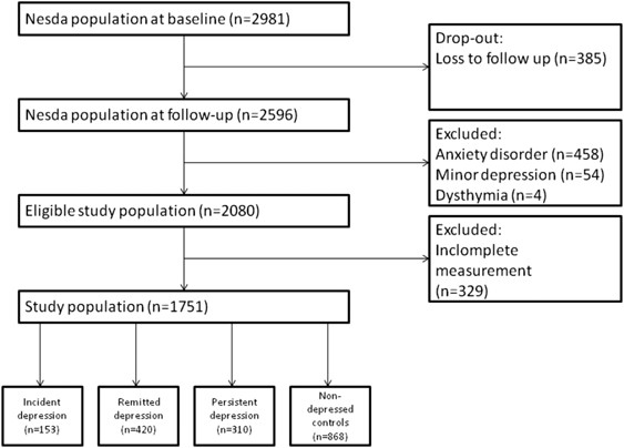 Chronic depression is associated with a pronounced ...