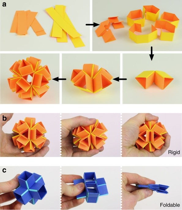 How To Make A Paper Egg (Very Easy With Free Template) - Papershape | 685x595
