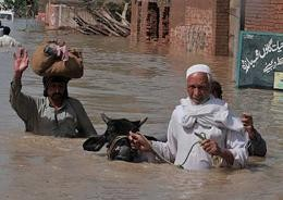 Pakistan's floods: is the worst still to come? | Nature
