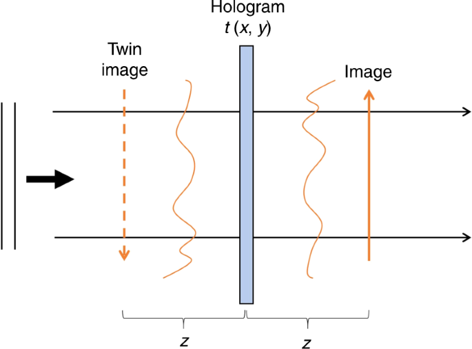 Gabor's holography at sea | Light: Science & Applications