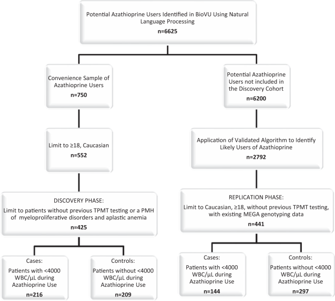 Combining clinical and candidate gene data into a risk score for azathioprine-associated leukopenia in routine clinical practice