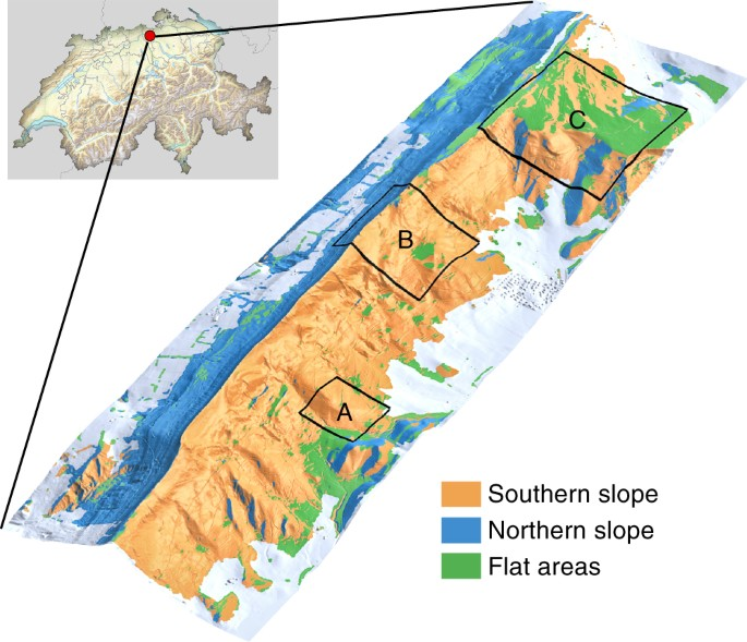 Mapping functional diversity from remotely sensed ... on precipitation map, land use map, tree zone map, plant map, density map, planting map, climate map, sugar maple map, terrain map, tree biome map, wood map, types of trees map, tree kingdom map,