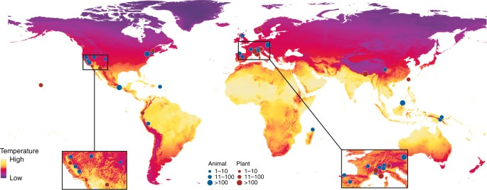 Land use change interacts with climate to determine elevational fig 2 gumiabroncs Choice Image