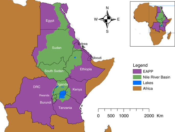 Resilience of the Eastern African electricity sector to climate driven changes in hydropower generation