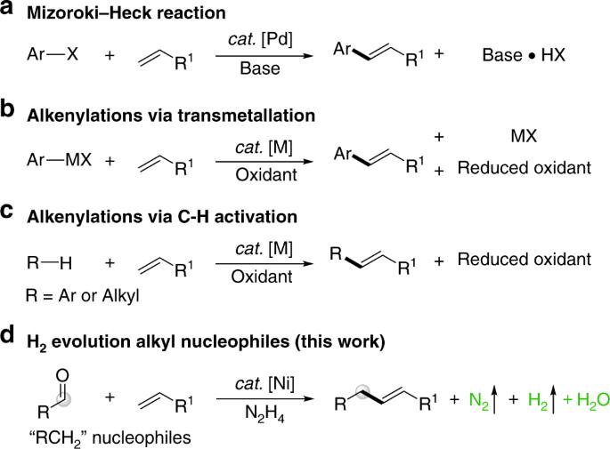 Direct Dehydrogenative Alkyl Heck Couplings Of Vinylarenes With