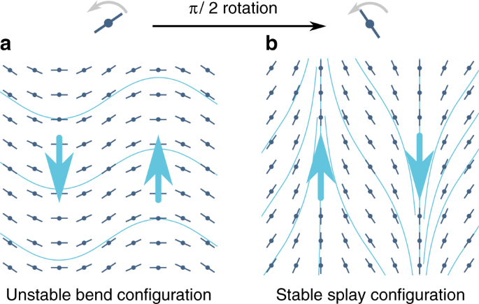 Spontaneous rotation can stabilise ordered chiral active