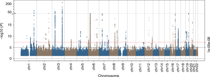 Genome wide analysis for mouth ulcers identifies