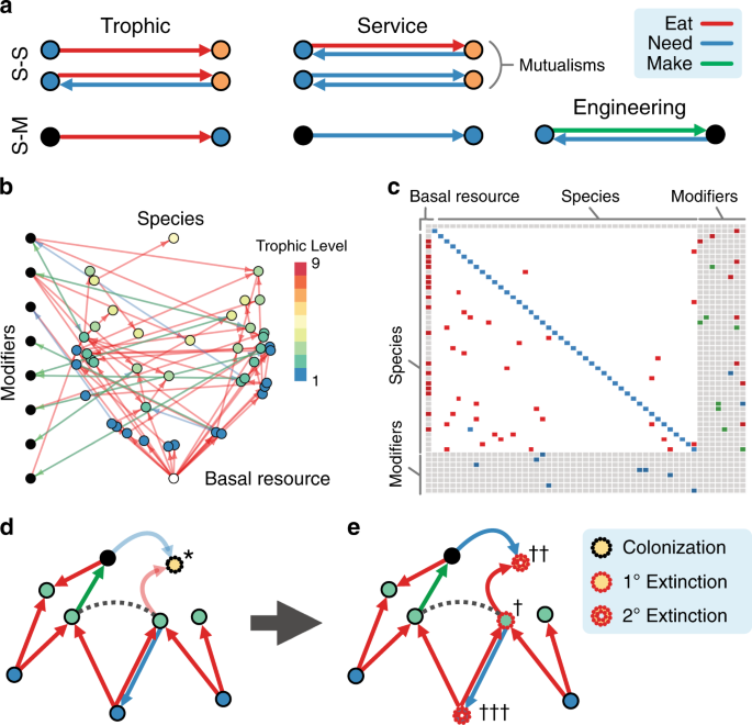 Diverse interactions and ecosystem engineering can stabilize community assembly