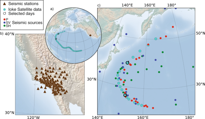 Multi-phase seismic source imprint of tropical cyclones