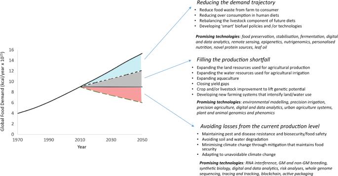 The Science Of Food Security Npj Science Of Food